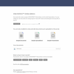 Установка OnlyOffice Document Server в Ubuntu 14.04